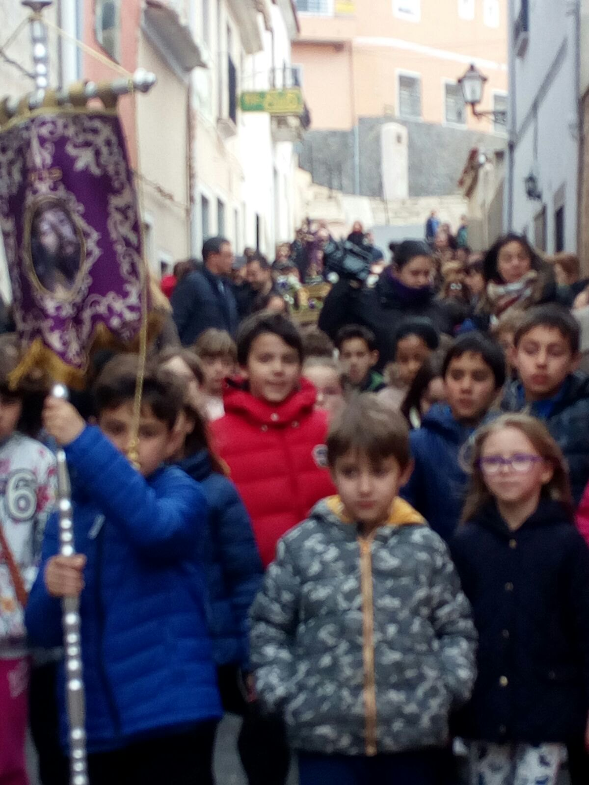 (2018-03-23) II Vía Crucis Infantil (Catequistas) (12)