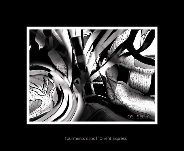 TOURMENTS DANS L´ORIENT-EXPRESS