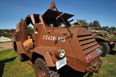 Canadian Army C15TA armoured personnel carrier - General Motors of Canada, Oshawa, 1944.