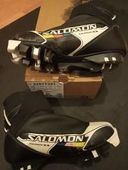 dětské běžkařské boty Salomon Equipe Classic vel.  - titulní fotka