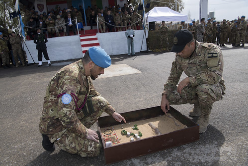 20190227 UNIFIL- LAF_ItalBatt 03   by UNIFIL - United Nations Interim Force in Lebanon