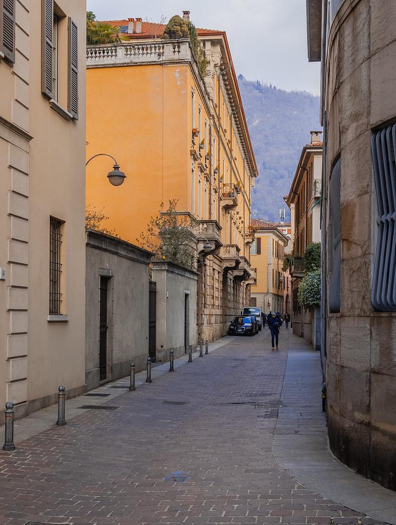 Италия Комо