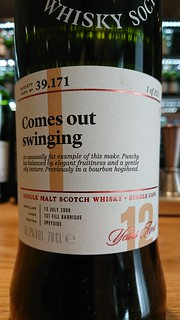 SMWS 37.171 - Comes out swinging | by philipstorry