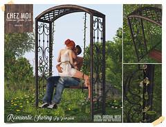 Romantic Swing CHEZ MOI