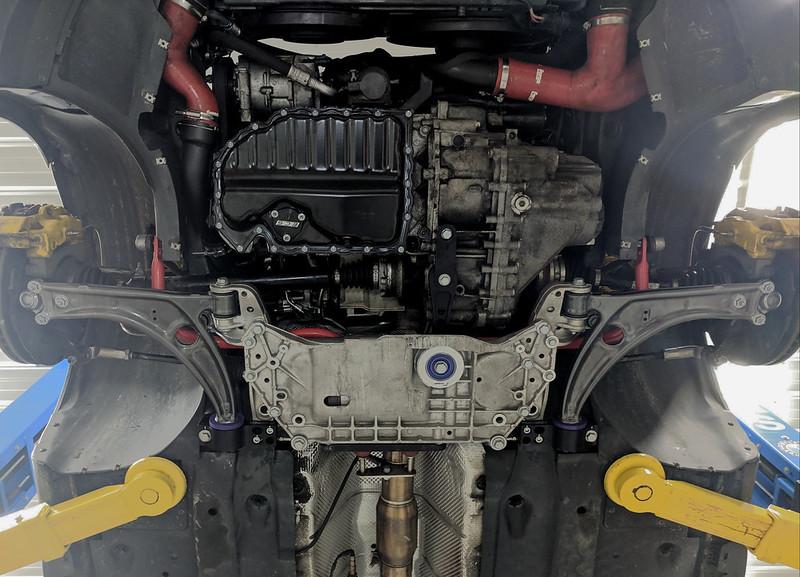 Tony's Black GTI - VW GTI MKVI Forum / VW Golf R Forum / VW