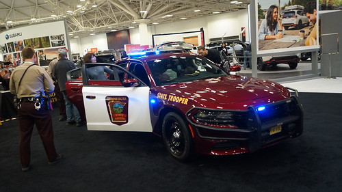 2019 Dodge Charger Pursuit AWD Minnesota State Patrol Photo