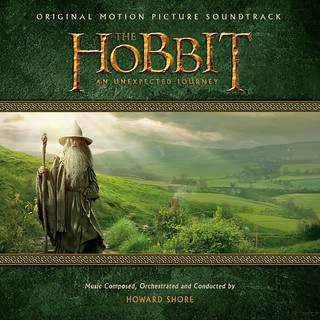 The Hobbit: An Unexpected Journey by Howard Shore | by hahah123 covers