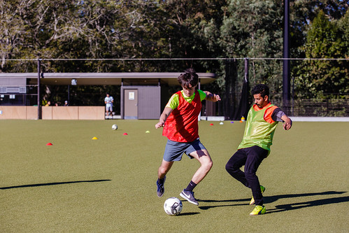 ICTE Soccer on the world class synthetic soccer fields