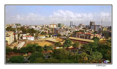 harrypwt samsungs7 s7 smartphone africa nigeria lagos city ekohotel hotel borders framed landscape
