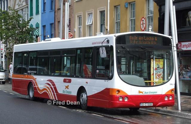 Bus Éireann VWL 142 (03-C-11208).