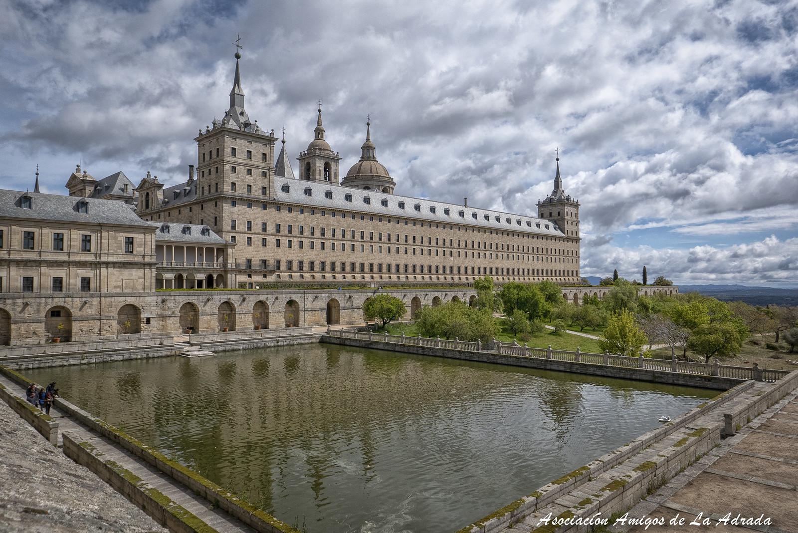 Vista de San Lorenzo del Escorial