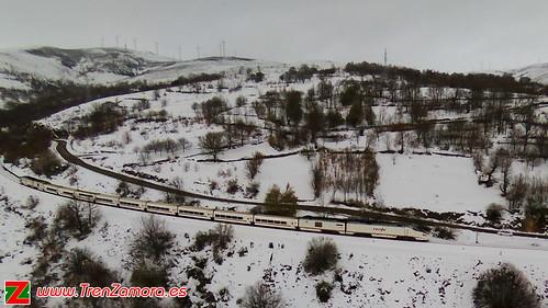 Nieve en Chanos