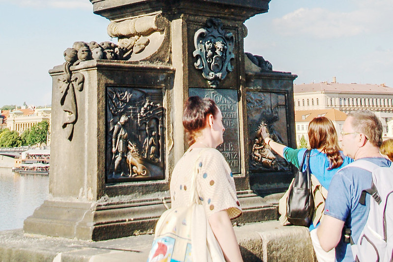 St. Jan Nepomuk 雕像 3