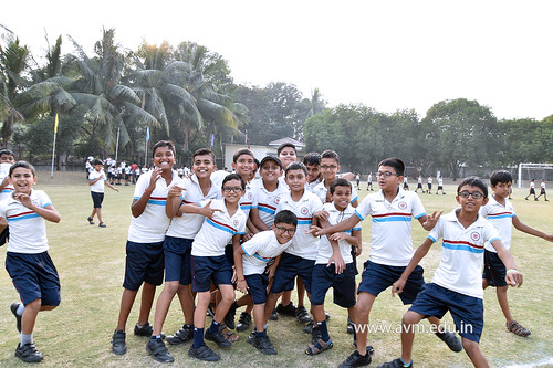 Inter House Football Competition 2018-19 4 (36) | by Atmiya Vidya Mandir