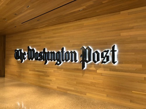 Washington Post | by brownpau
