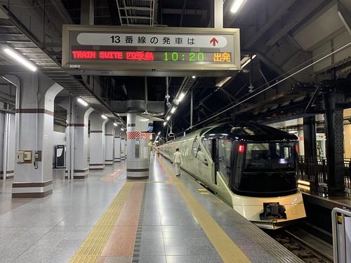 TRAIN SUITE SHIKI-SHIMA, 四季島   by kimuchi583