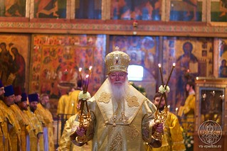 13.02.2019 | Празднование памяти свт. Никиты Новгородского