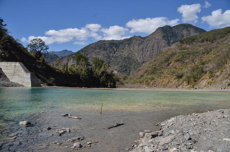 拉克斯溪第一攔沙壩 3
