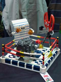 SLUG in Saskatoon   by Saskatchewan Lego Users Group