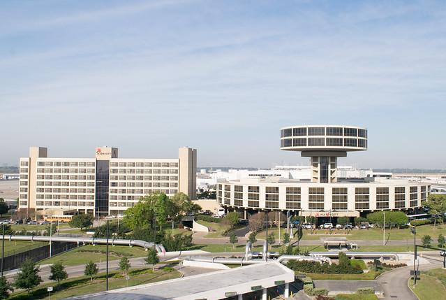 Marriott at Intercontinental Airport, Houston 1903220927