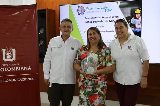 Reconocimiento a la Universidad Surcolombiana por parte de CDT