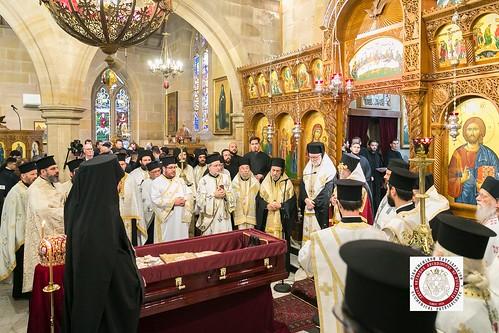 Funeral Service +Archbishop Stylianos 005 | by greekorthaus
