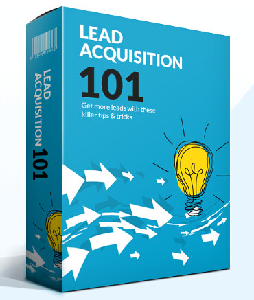 Lead Acquisition 101