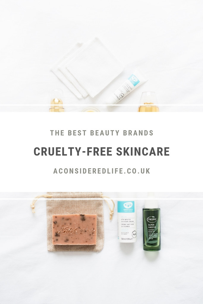 Cruelty-Free Brands To Try: Skincare