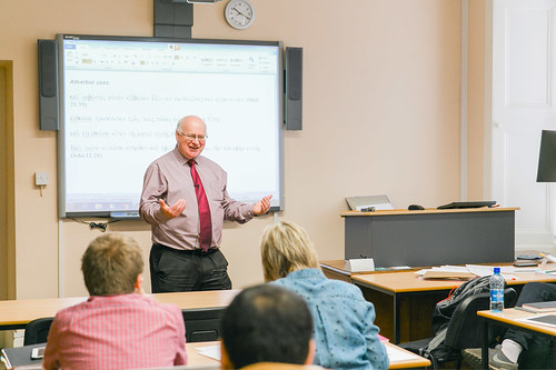 Greek Lecturer, John Angus Macleod