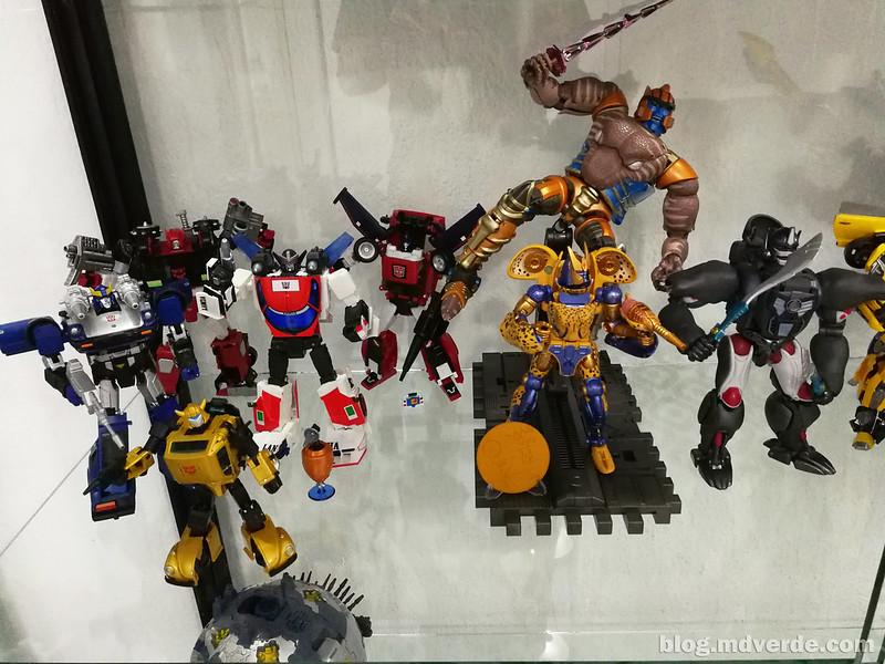 Mi colección de Transformers Masterpiece G2/Diaclone/Beast Wars