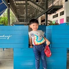 Trip to Puteri Harbour, Johor