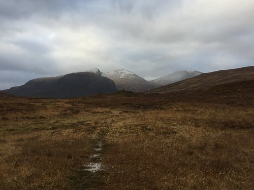 Mullach Coire Mhic Fhearchair and Sgurr Ban | by malky_c