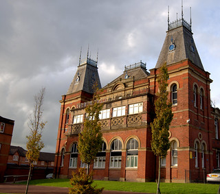 Old Preston architecture | by Tony Worrall