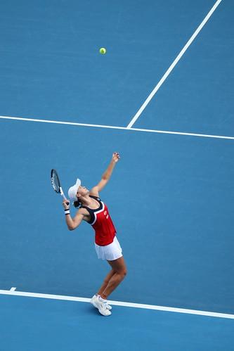 Ashleigh Barty Runner Up - Sydney International 2019 Womens Tennis Final WTA | by neeravbhatt