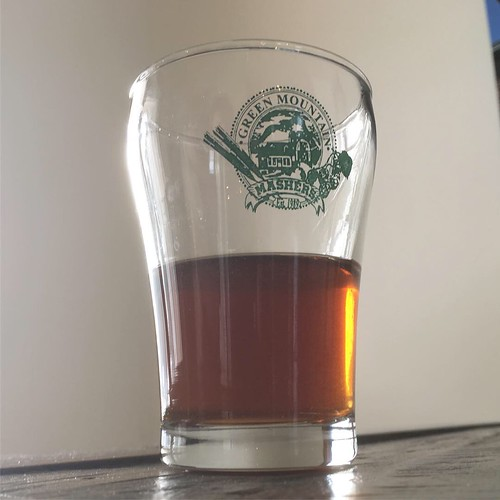 Creighton's Quip (Irish Red Ale) | by found_drama