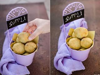Supplì con broccoli e mozzarella2   by Elisakitty's Kitchen