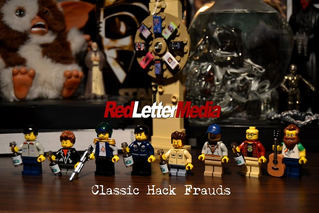 LEGO Red Letter Media - Classic Hack Frauds