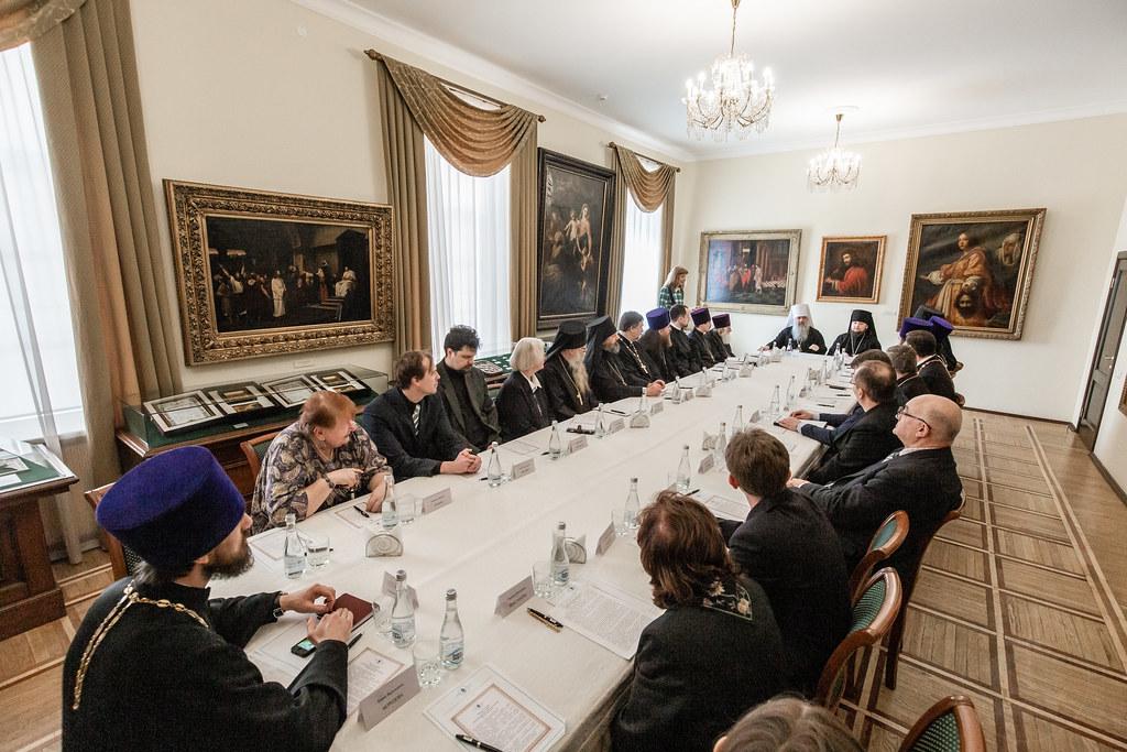 28 марта 2019, Ученый совет Академии и общее собрание преподавателей / 28 March 2019, Faculty meeting SPbTA