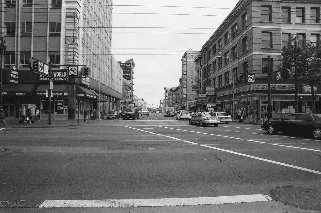 San Francisco Streets 2005