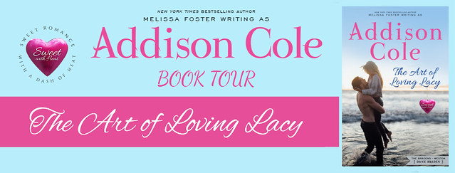 The Art of Loving Lacy Book Tour