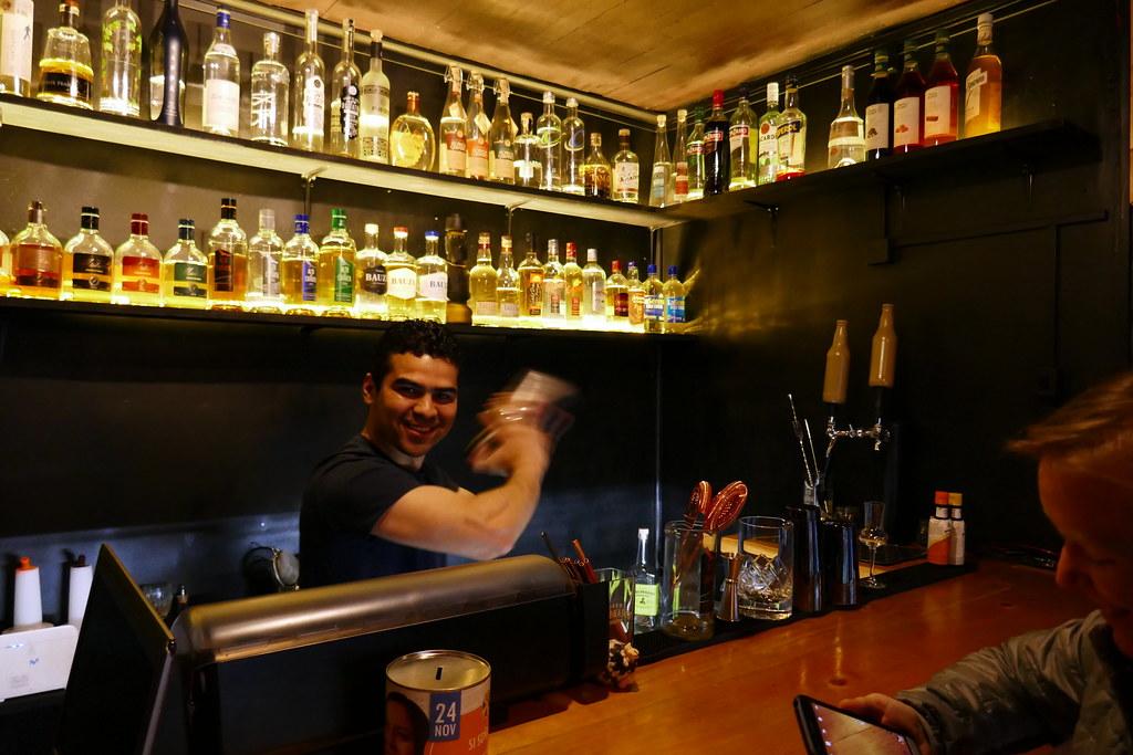 Piscology Bar