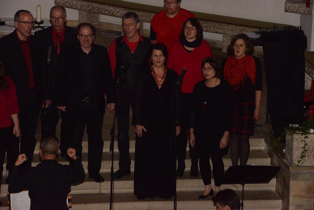 Konzert Nollingen Dezember 2016