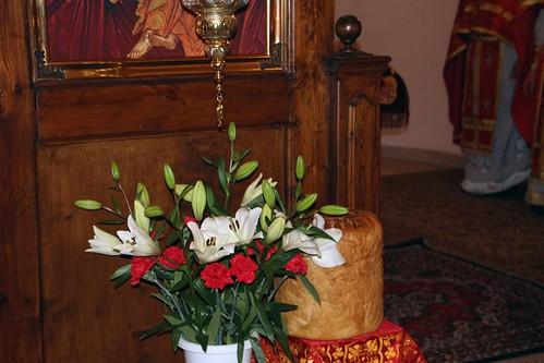 Пасхальное Богослужение в Свято-Никольском храме станицы Кавказской IMG_1358
