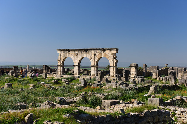 Volubilis, Morocco, January 2019 D810 248