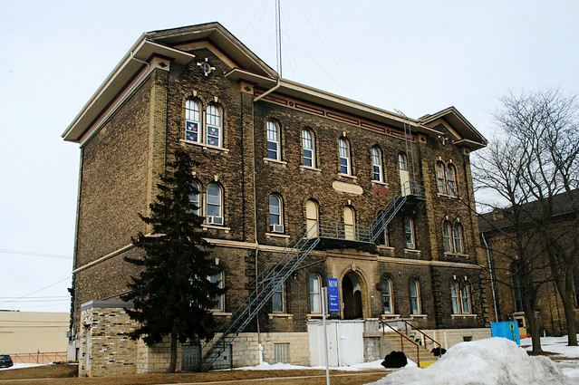 Former Holy Trinity Catholic School, Milwaukee