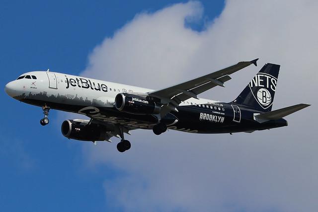 N633JB | Airbus A320-232 | jetBlue Airways