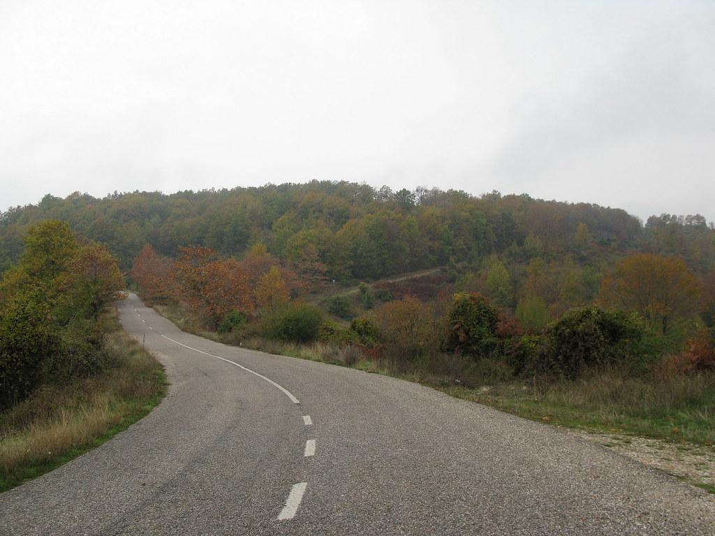 Διασταύρωση περιοχή γνωριμιών ποταμού