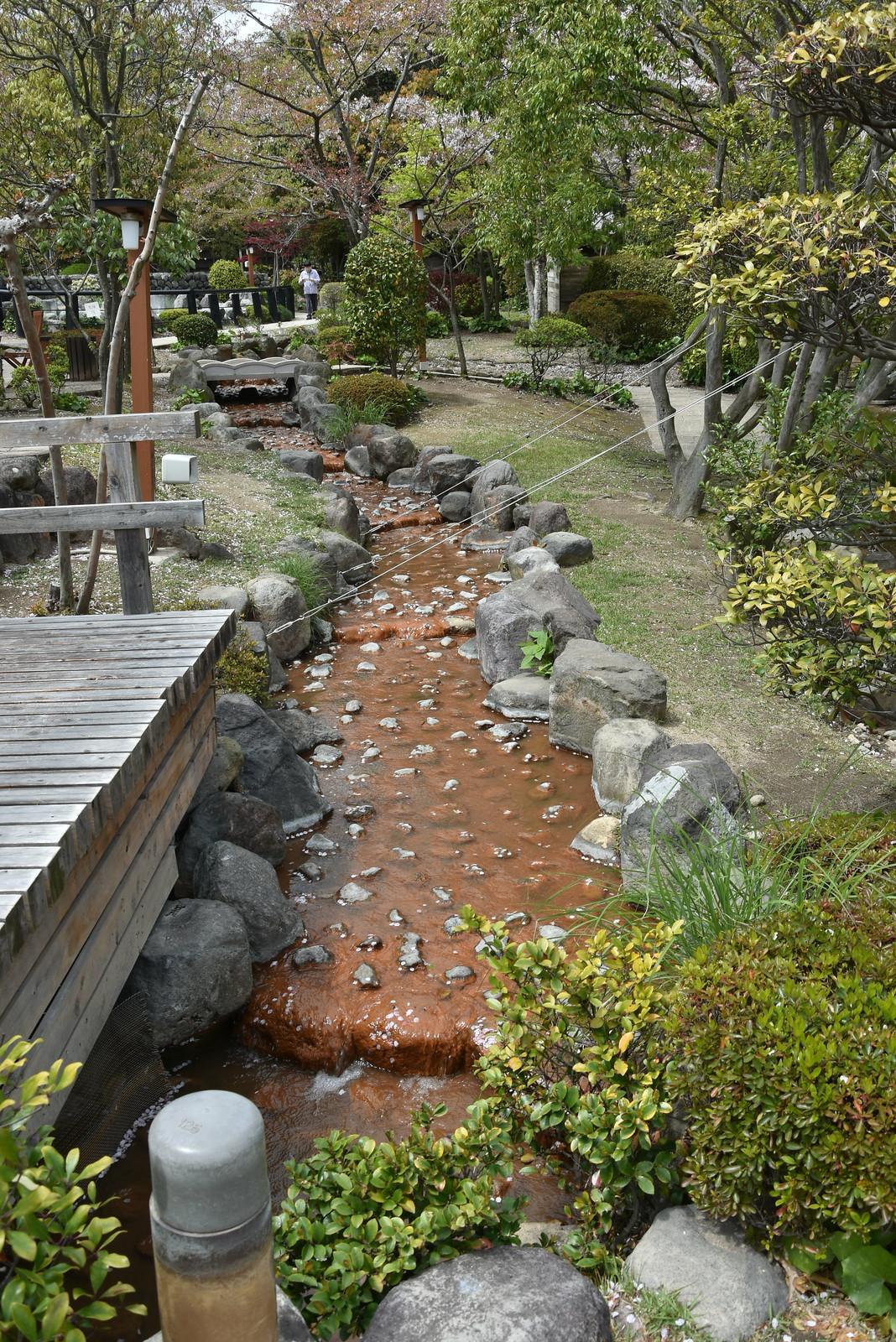 7 enfers de Beppu - Oniishi Bozu Jigoku