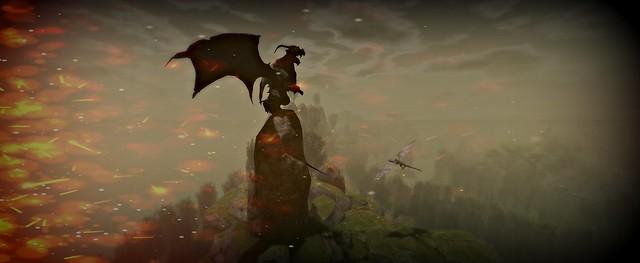 Dragons! @playdate 2019 Medieval times!