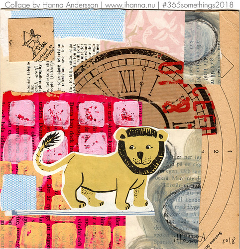 Story telling before bed - Collage no 365 by iHanna | by iHanna